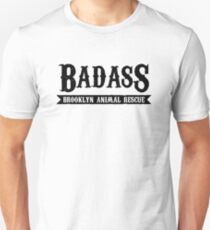 Badass Brooklyn Animal Rescue Tee Unisex T-Shirt