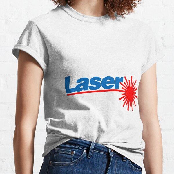 Laser logo Classic T-Shirt