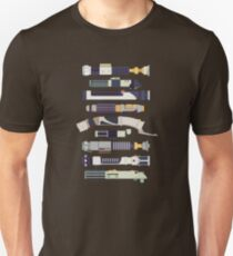 An Elegant Weapon Unisex T-Shirt