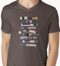 An Elegant Weapon Men's V-Neck T-Shirt
