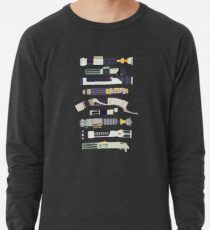 An Elegant Weapon Lightweight Sweatshirt
