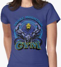 SNAKE MOUNTAIN GYM Tailliertes T-Shirt