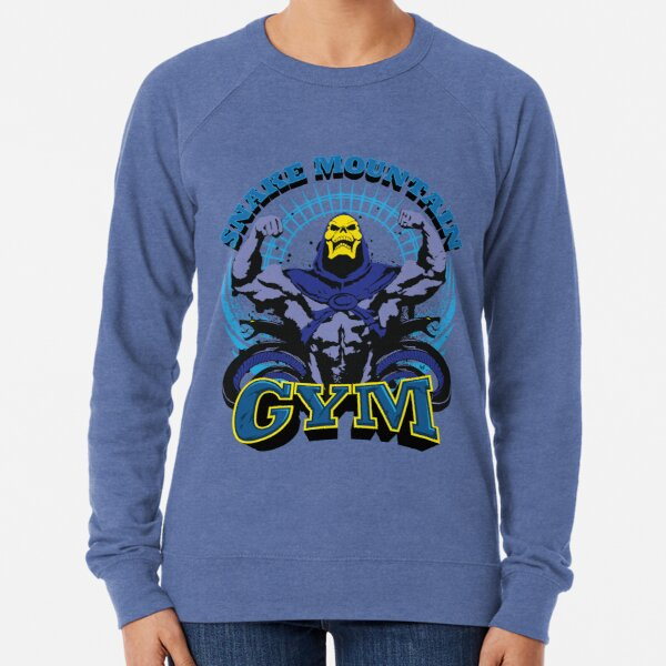SNAKE MOUNTAIN GYM Lightweight Sweatshirt