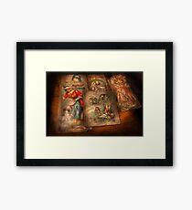 Children - Books - Fairy tales Framed Print