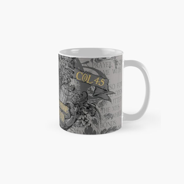 Redeem The Time Classic Mug