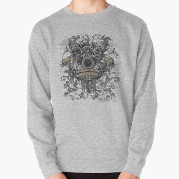 Redeem The Time Pullover Sweatshirt