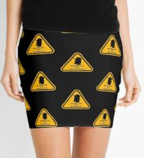 Beware - Bogans Mini Skirt