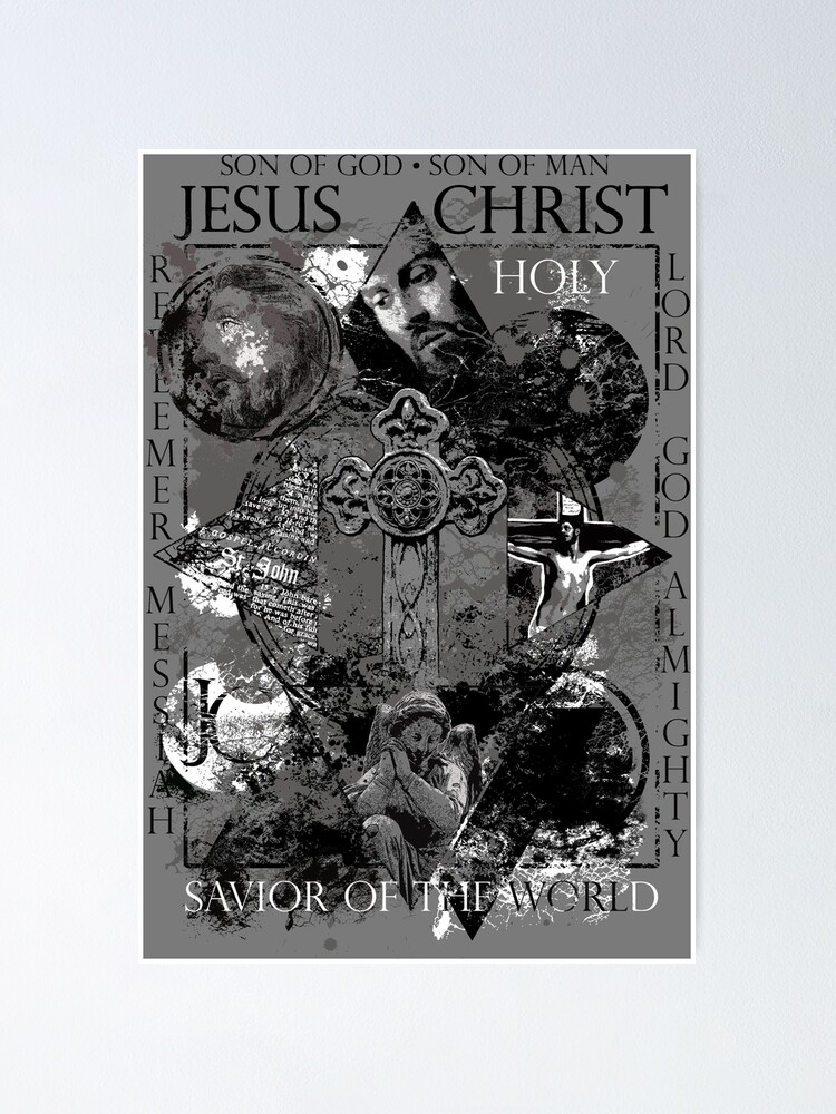 Alternate view of Savior of the World Poster