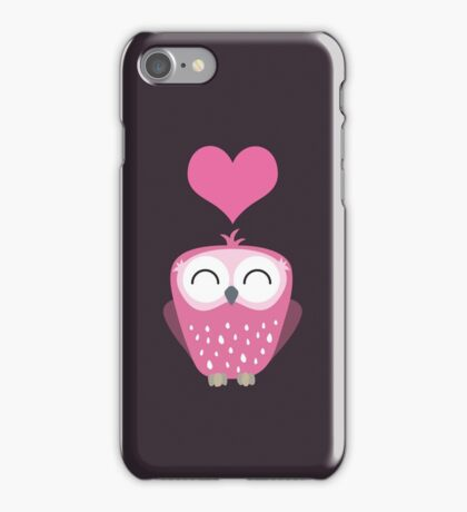 Owl Love You Forever iPhone Case/Skin