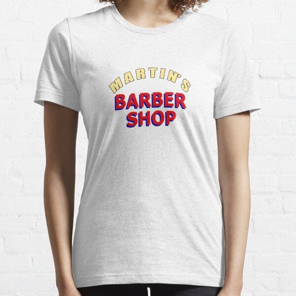 Martin's Barber Shop Essential T-Shirt