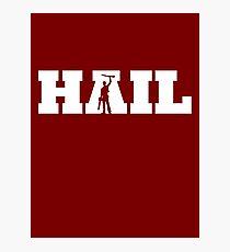 HAIL - Evil Dead Photographic Print