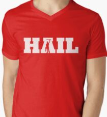 HAIL - Evil Dead Men's V-Neck T-Shirt