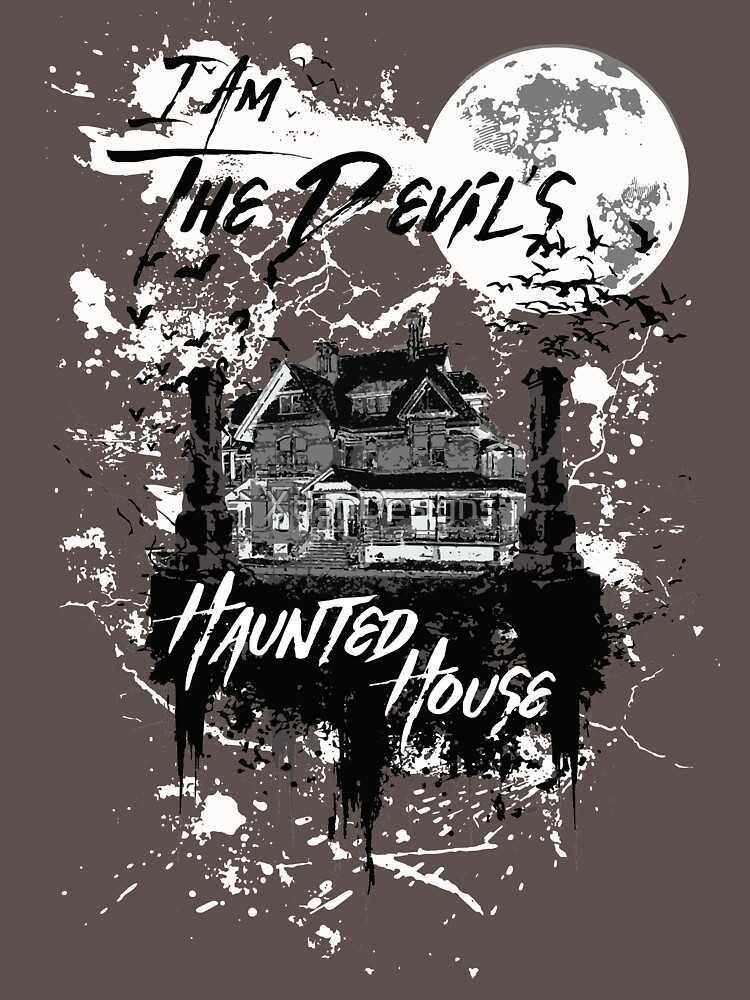 The Devil's Haunted House by XtianDesigns