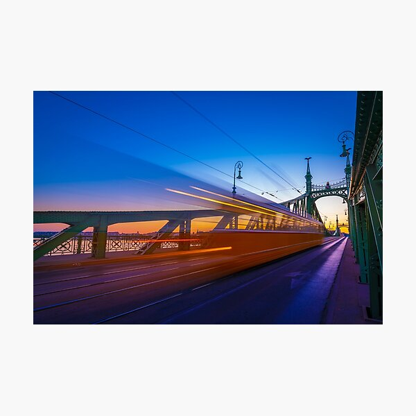LIBERTY BRIDGE Photographic Print