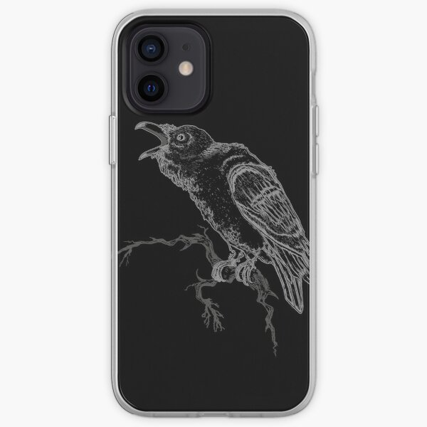 Raven Call iPhone Soft Case