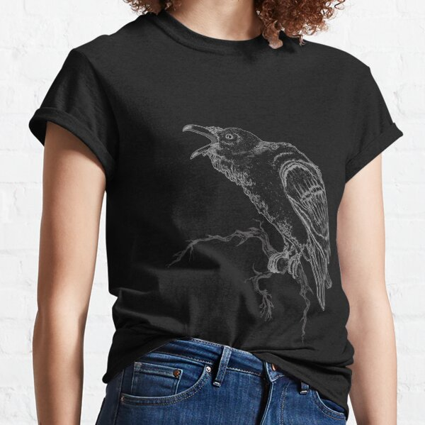 Raven Call Classic T-Shirt