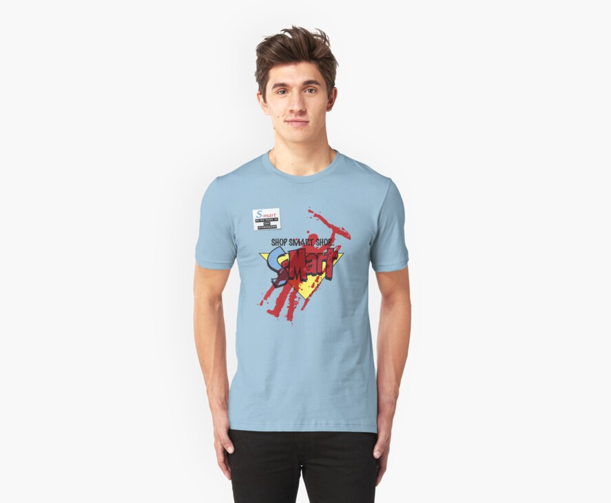 Ash's S-Mart blood-soaked t-shirt by [g-ee-k] .com