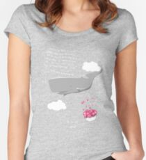 Infinite Improbability Fall Women's Fitted Scoop T-Shirt