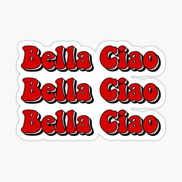 Bella Ciao Sticker