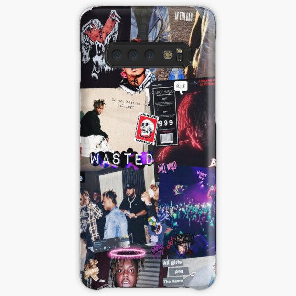 Juice Wrld Collage Samsung Galaxy Snap Case