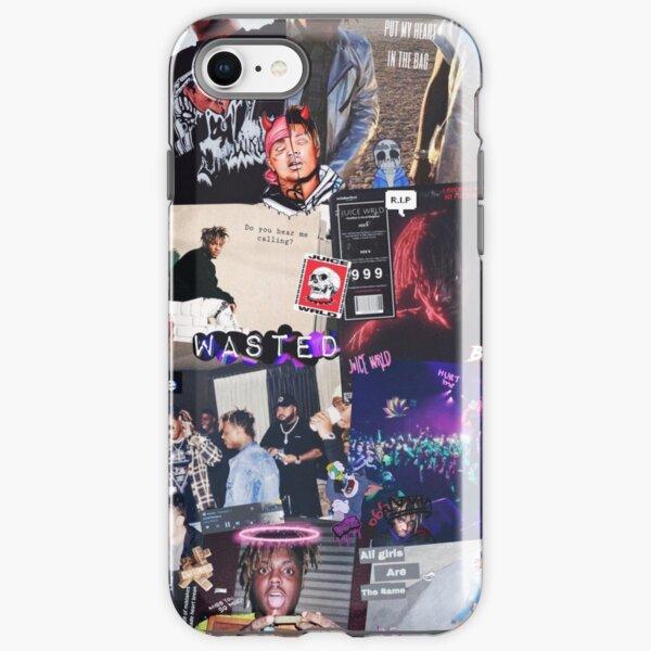Juice Wrld Collage iPhone Tough Case