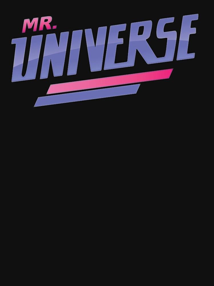 Steven Universe - Mr. Universe | V-Neck