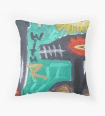 crowchinas 14 Throw Pillow