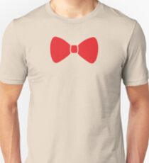 Red Bow Unisex T-Shirt
