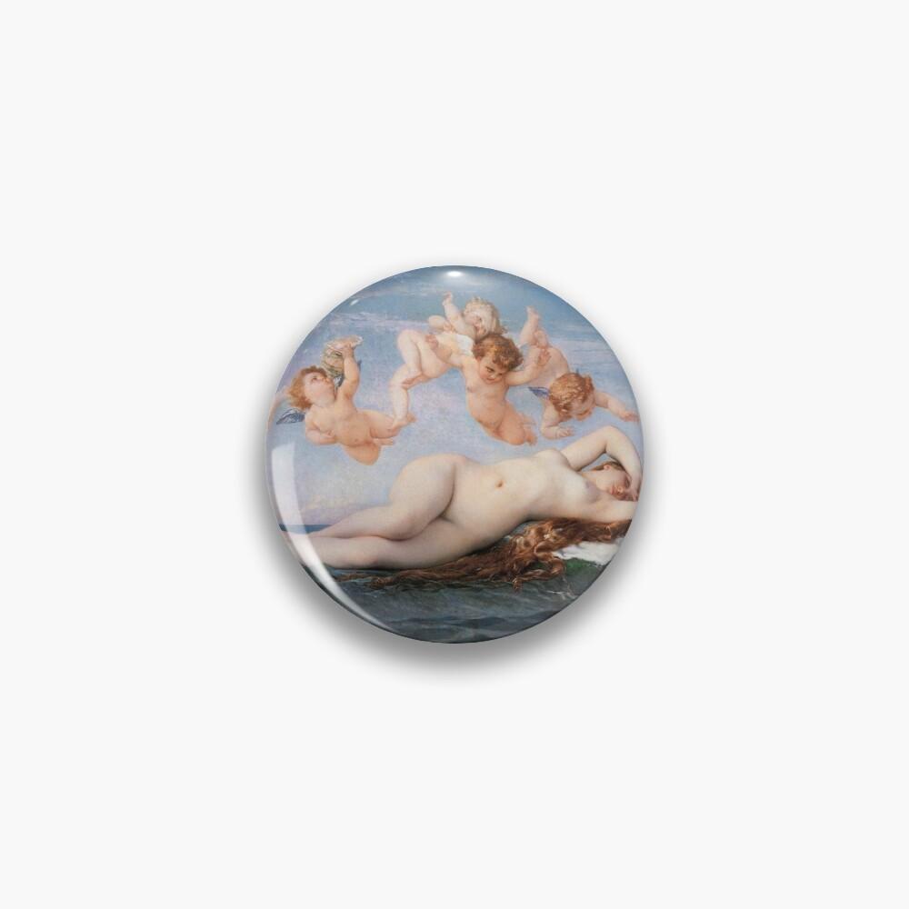 The #Birth of #Venus, Alexandre Cabanel 1875 #TheBirthofVenus #BirthofVenus Pin