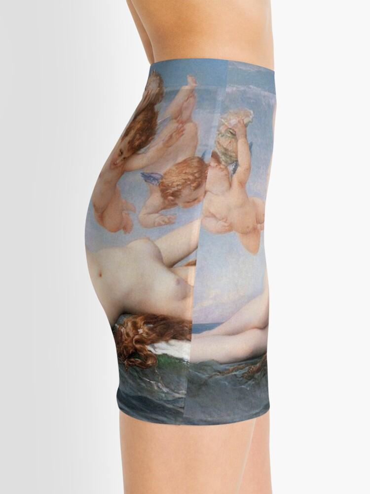 Alternate view of The #Birth of #Venus, Alexandre Cabanel 1875 #TheBirthofVenus #BirthofVenus Mini Skirt
