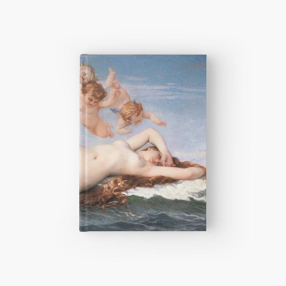 The #Birth of #Venus, Alexandre Cabanel 1875 #TheBirthofVenus #BirthofVenus Hardcover Journal