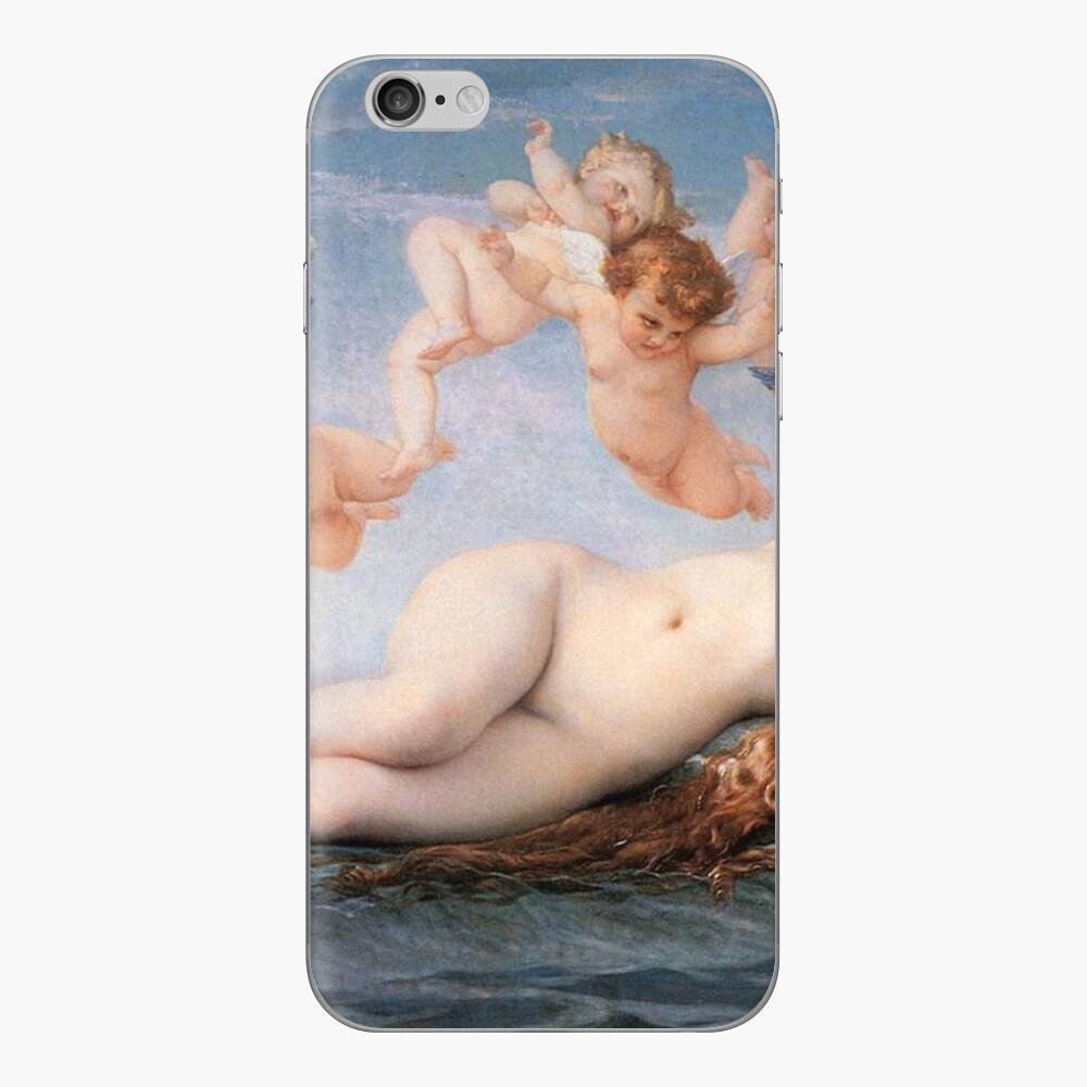 The #Birth of #Venus, Alexandre Cabanel 1875 #TheBirthofVenus #BirthofVenus iPhone Skin
