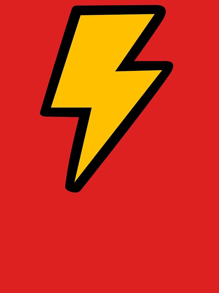 Lightning Bolt de dibujos animados de jezkemp