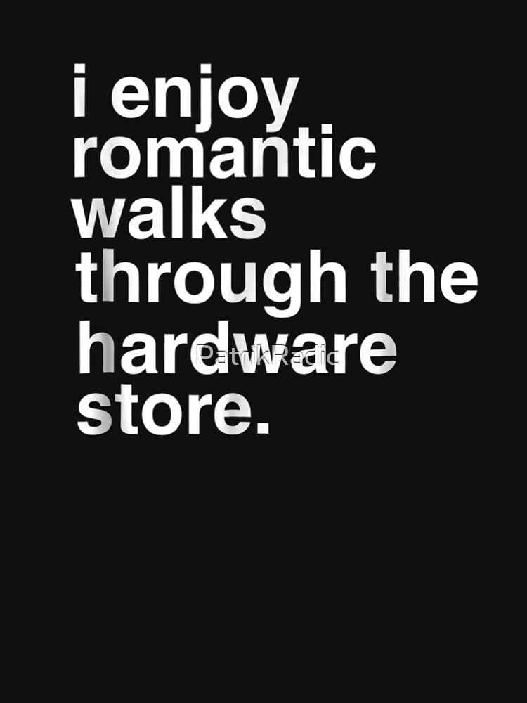 Funny Dad Handyman Hardware Store Tools Gift by PatrikRadic