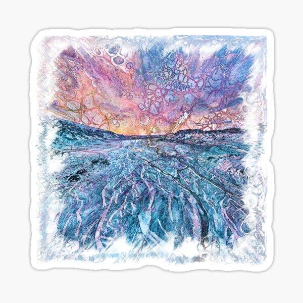 The Atlas of Dreams - Color Plate 248 Sticker