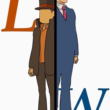 Layton and Wright by timscrivello