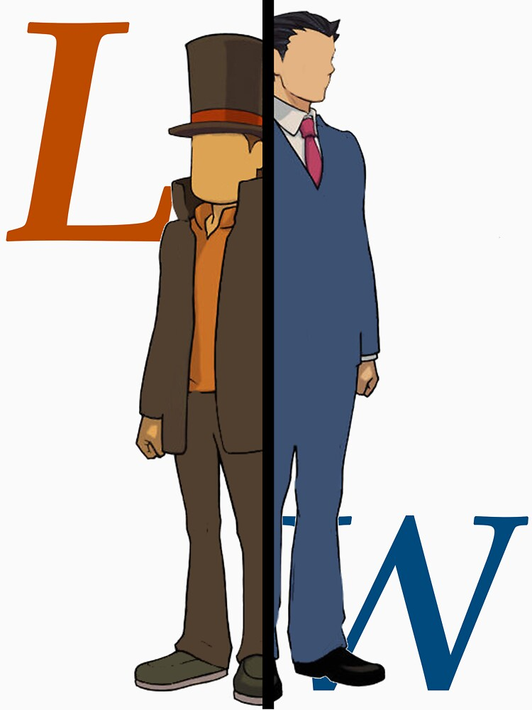 TShirtGifter presents: Layton and Wright | Unisex T-Shirt