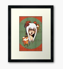Cult of Beauty Framed Print