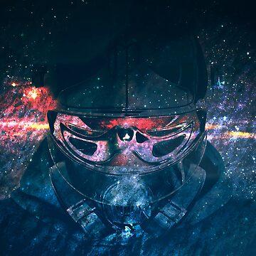 Helmet Space by andrewRF