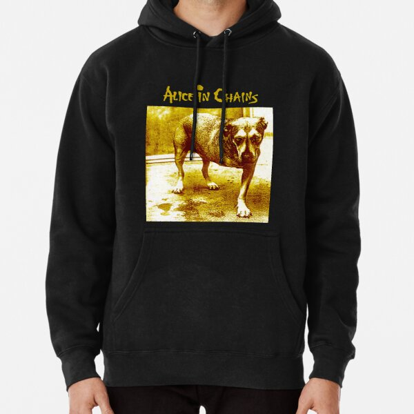 alice in dog chains tour 2020 2021 sekuteng Pullover Hoodie