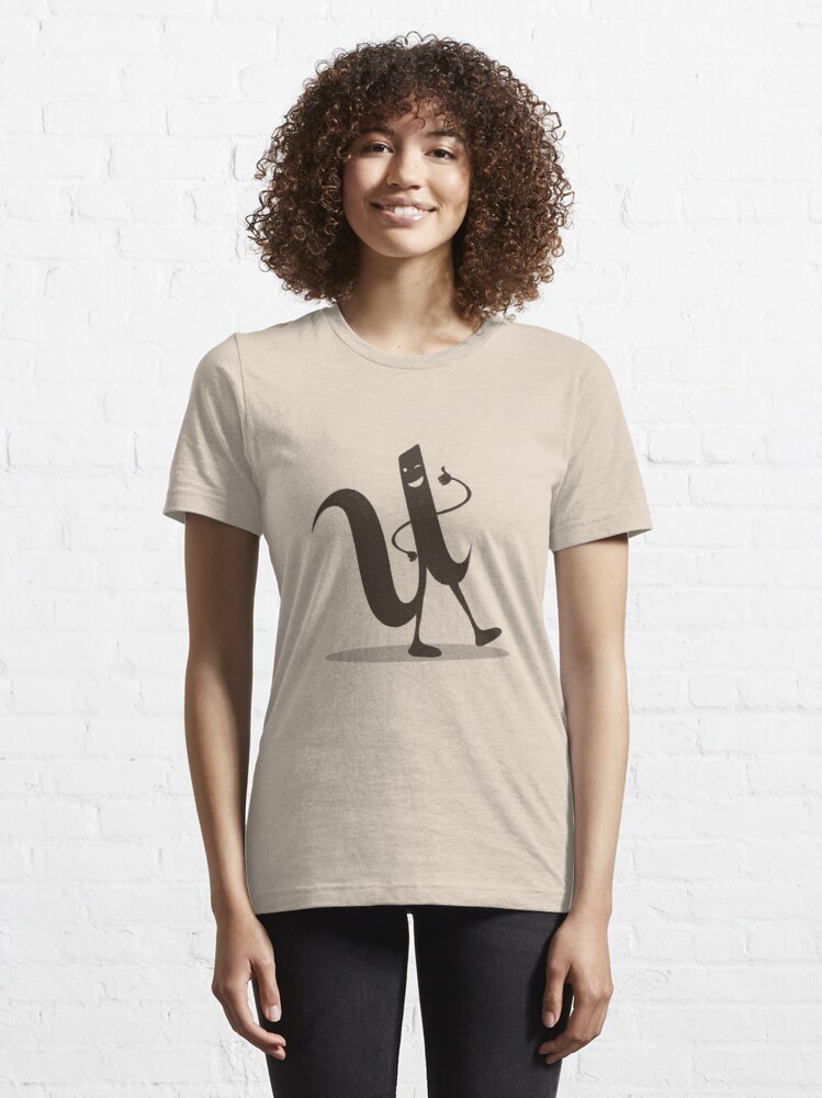 Alternate view of ALL ABOUT U! Essential T-Shirt