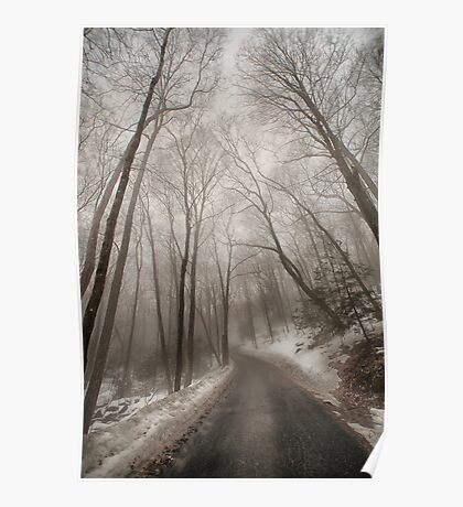 Road to Winter Poster