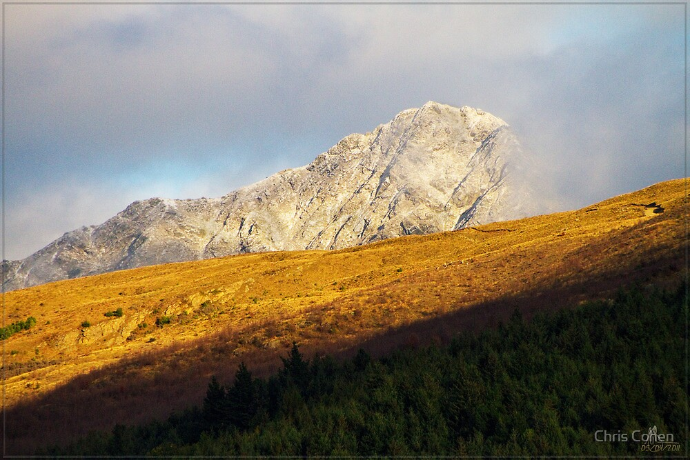 N.Z. Rugged Mountains 06 by Chris Cohen