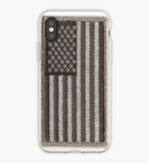 Army Uniform U.S. Flag (UCP Color) iPhone Case