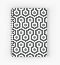 The Vortex - Grey Spiral Notebook