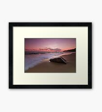 Beautiful Early Morning Framed Print
