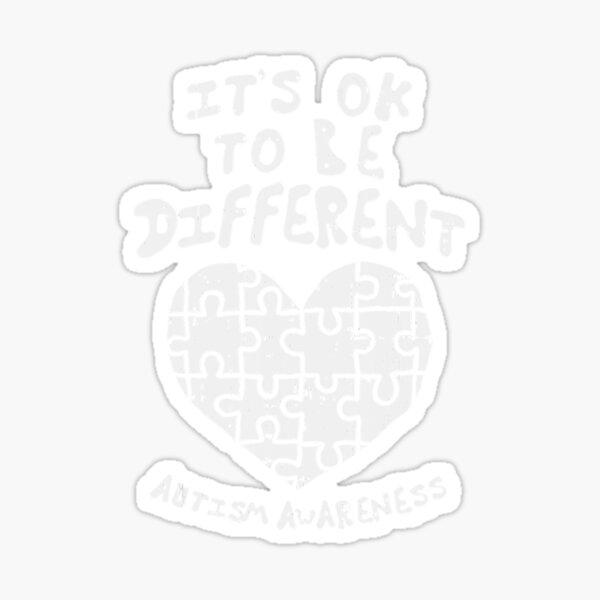 TooLoud Big Puzzle Heart Autism Awareness Toddler T-Shirt