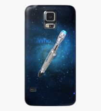 IWho - Sonic Screwdriver Hülle & Klebefolie für Samsung Galaxy
