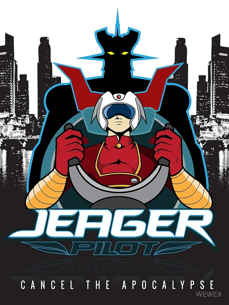 JEAGER PILOT by WEWEX