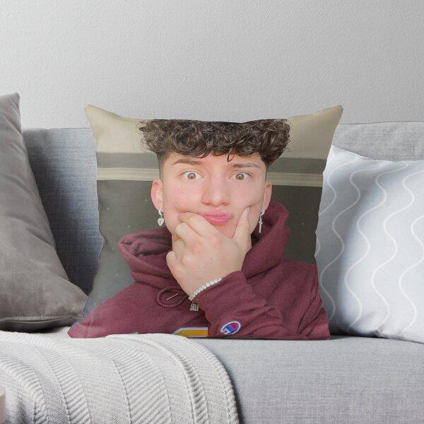 Tony lopez Throw Pillow